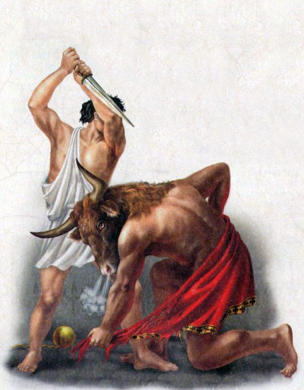 Нимфы лугов в древнегреческой мифологии