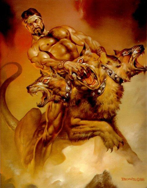 Древнегреческой миф об аиде