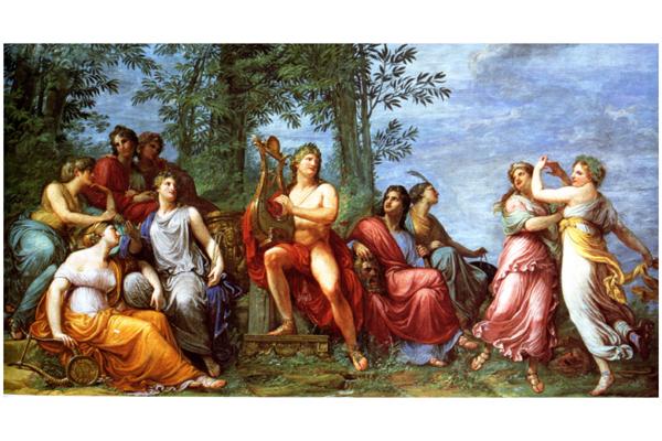 Древнегреческие боги дике