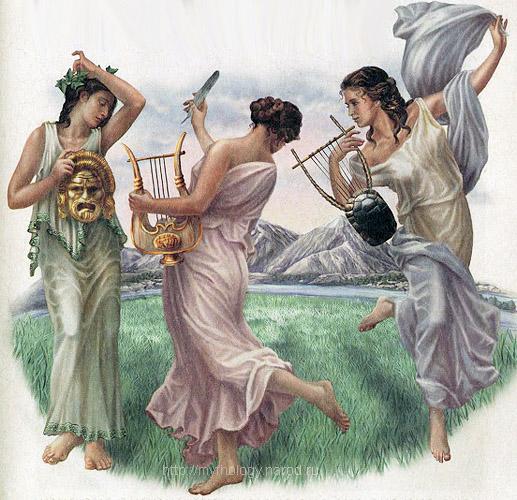 Древнегречекая мифология мифы древней греции